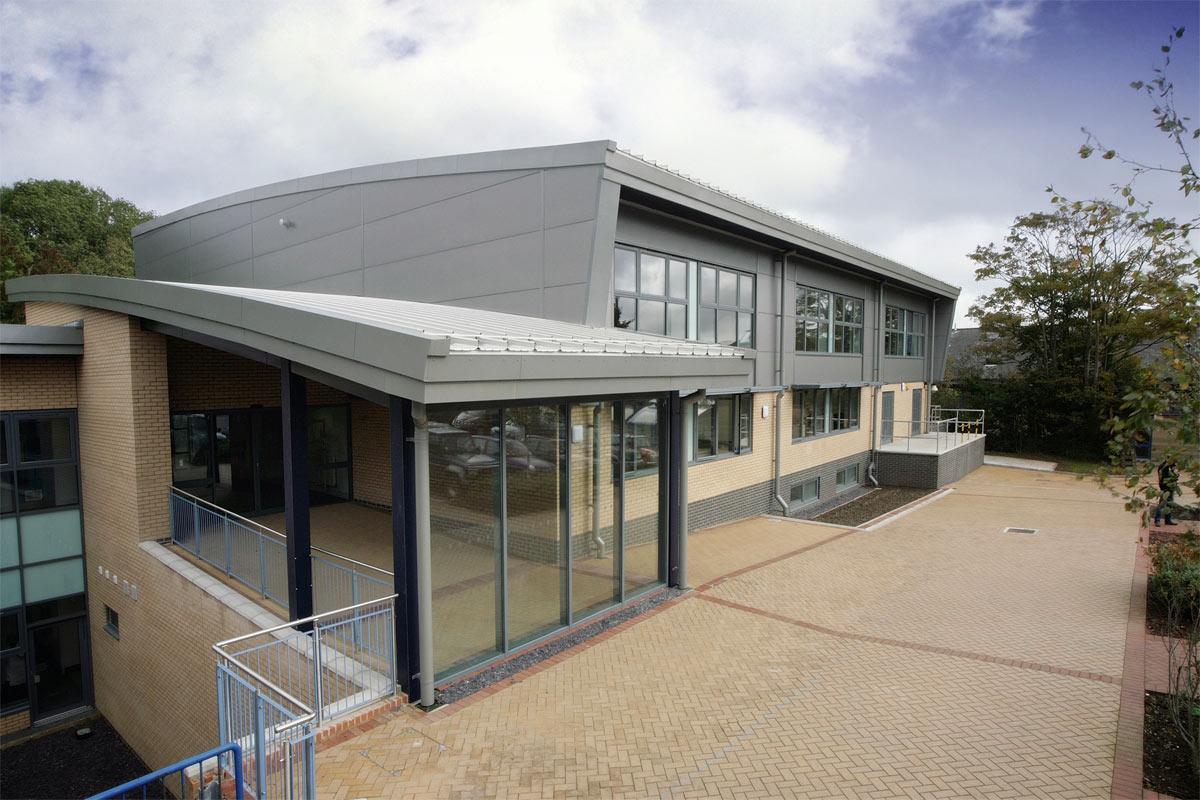 Pembrokeshire College Haverfordwest Vision 2000 UK